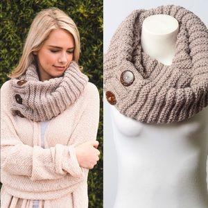 KARA Infinity scarf